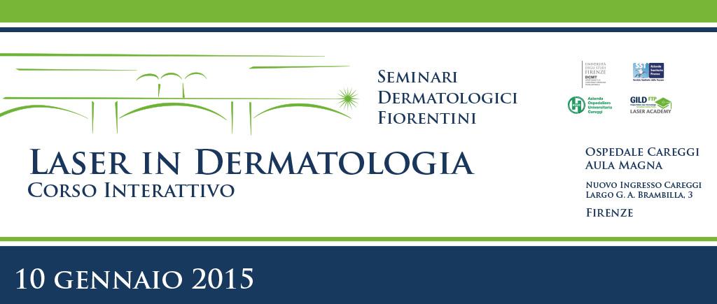 Seminari Universitari Fiorentini 2015 – Corso interattivo Laser e Sorgenti di Luce