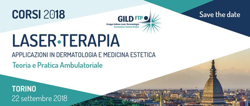 Torino 2018 – Laser: Applicazioni in Dermatologia e Medicina Estetica – Teoria e Pratica Ambulatoriale